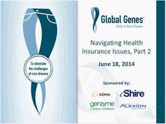 Webinar: Navigating Health Insurance Issues Part 2