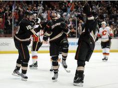 Anaheim Ducks defeat Calgary Flames in shootout