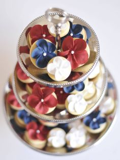 17 mai kakebord Oh Beautiful, Patriotic Decorations, July 4th, Independence Day, Memorial Day, Fireworks, Sweets, Cookies, Cake