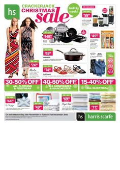 Harris Scarfe Catalogue 25 November - 1 December 2015 - http://olcatalogue.com/harris-scarfe/harris-scarfe-catalogue.html