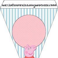 Ideas y material gratis para fiestas y celebraciones Oh My Fiesta!: Peppa Pig