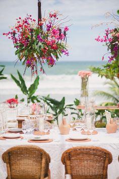 Brazilian Wedding on the Beach