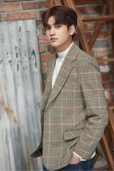 Chanwoo is growing up but he's such a baby still