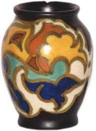 Stuart Lonsdale Explains the History and Design of Gouda Pottery Gouda, Glazes For Pottery, Ceramic Pottery, Pottery Art, Vases, Art Nouveau, Roseville Pottery, Arte Popular, Car Painting
