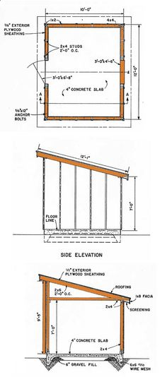 Free X Shed Plans Download Get Shed Plans Pinterest Free - Storage building floor plans