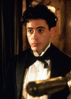 Robert Downey Jr., from chaplin when i first fell in love  <3 its a forever thing with me