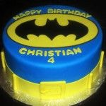Batman cake for Will!