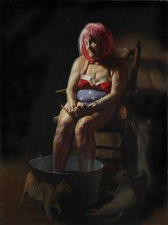Wondering Woman / Jason Bard Yarmosky
