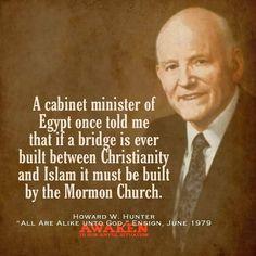 Howard W. Latter Days, Latter Day Saints, Cabinet Minister, Promised Land, Lds Quotes, Awakening, Jesus Christ, Christianity, Egypt