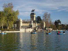 Madrid Leisure: Retiro Park