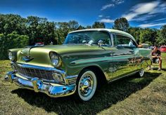 CHEVROLET BEL AIR HARDTOP 1956