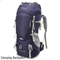 Camping Backpack - wonderful selection. Have to view...