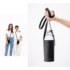 .. aus 100% recyceltem Leder! Mehr dazu am #jungbleiben Magazin! Bucket Bag, Water Bottle, Design, Recycled Leather, Guys, Bags, Water Flask, Water Bottles, Design Comics