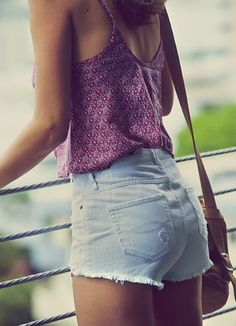 Keep it cute and simple - Denim Love