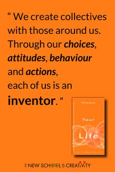 What did you invent today ? 🙂⇒ download for free #ChooseYourLife our first #zineIMAGINE  #TheyMakeMeSmarter #TheNewSchoolOfCreativity