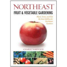 Vermont's own famous gardener, Charlie Nardozzi, has a great new book!  charlienardozzi.com