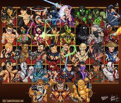 MORTAL KOMBAT  2011 by XAMOEL.deviantart.com on @DeviantArt