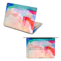 MacBook Keyboard Decal Pro Sticker Air Top Skin Cover. Free shipping with tracking number!