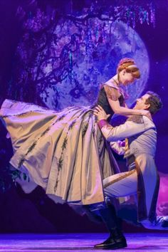 The Broadway adaptation of Disneys Frozen currently running at the St. James Theatre has released a fresh batch of produ Frozen On Broadway, Frozen Musical, Disney Magic, Disney Frozen, Broadway Theatre, Broadway Shows, Musicals Broadway, Broadway Plays, Pixar