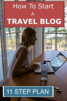 How to Start a Travel Blog in 11 Steps