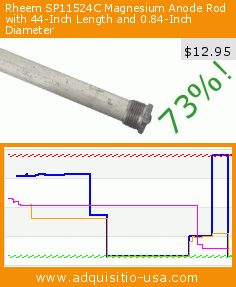 http://www.manufacturedhomerepairtips.com/waterheateranoderods.php has some information on how to shop for the right replacement anode rods for a water heater.