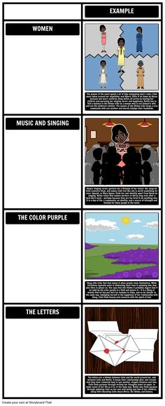 The Color Purple by Alice Walker - Summary: A common use for ...