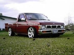 lifted nissan hardbody - Google Search