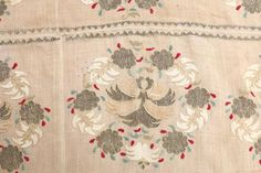 Buy online, view images and see past prices for TWO FINE OTTOMAN EMBROIDERED LINEN TOWELS. Circa 18th/19th Century.. Invaluable is the world's largest marketplace for art, antiques, and collectibles.