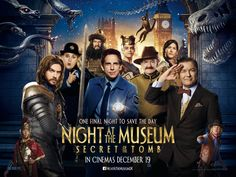 Night At The Museum: Secret Of The Tomb   Stu Loves Film