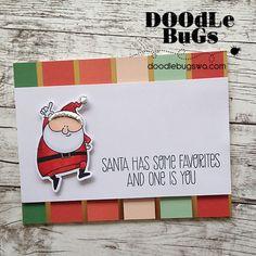 Doodlebugs: Christmas
