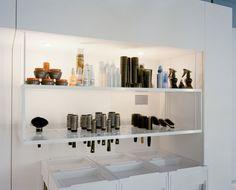 Interiors - The Klinik Hair Salon - Block Architecture