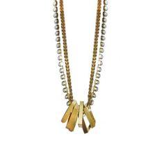 ..chic & stylish necklace! we love it! #fredrickprince #jewels