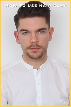 Classic Mens Hairstyles, Cool Hairstyles For Men, Boy Hairstyles, Classic Mens Haircut, Professional Hairstyles For Men, Mens Medium Length Hairstyles, Men New Hair Style, Gents Hair Style, Young Men Haircuts