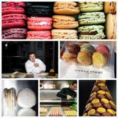 Pierre Herme Paris (Macarons + Chocolate)