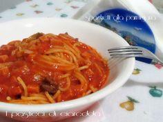 Spaghetti alla parmigiana