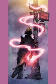 Gambit by Adam Kubert *