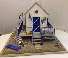 Ananda Miniaturas proyecto Casita Playa
