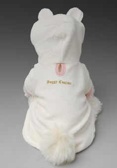 Juicy Couture Dog Bunny Costume #juicy #doggycouture