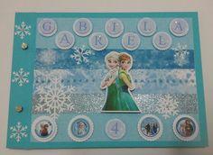 Livro de assinatura Frozen - Aula parte 2 de 2