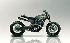 KENTAUROS DESIGN # 1991 Yamaha XT 600E