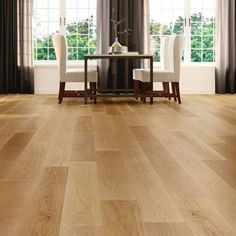 Natura Oak Ironbark Valley Hardwood Floors, Wood Flooring, Engineered Oak Flooring, Underfloor Heating, Engineering, Dining, Flooring Installation, Stability, Inspiration