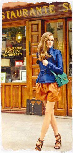 Olivia Palermo in Hello Magazine