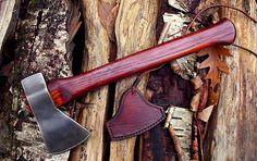 hand-forged Hudson's Bay trade axe