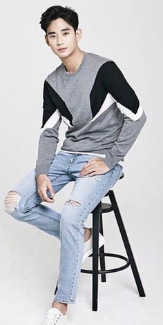 Kim Soo Hyun for Yonhap Interview