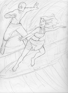 surfbending by burdge-bug.deviantart.com on @deviantART