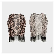 Fur Coat, Kimono Top, Jackets, Tops, Baby, Women, Fashion, Down Jackets, Moda