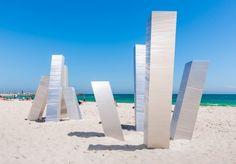 Aliesha Mafrici, Statis III, Sculpture by the Sea, Cottesloe 2017. Photo - Richard Watson2