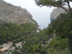Sierra de Tramontana, Mallorca, España