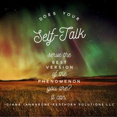 Redthorn Solutions LLC  : The Power of Self-Talk
