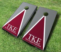 tke cornhole boards - Google Search